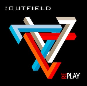The Outfield - Replay album cover