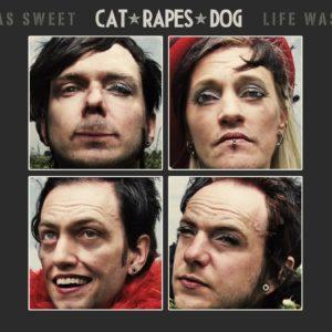 cat rapes dog - life was sweet